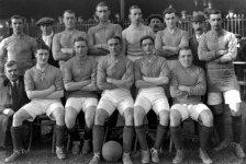 Leicester Fosse WWI